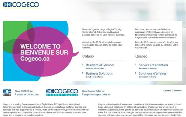 Digital Cable TV Provider Cogeco Cable Inc  Acquires Cloud