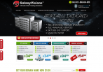 Colocation and Internet Hosting Solutions Providers GalaxyVisions and ColoGuard Offer Cloud Services