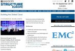 Structure: Europe 2013 Final Speakers Announced