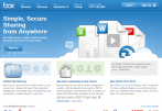 Cloud-based Secure Content-sharing Service Box May Introduce New Payment Scheme