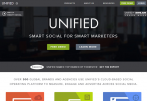 Marketing Cloud Technology Provider Unified Acquires Social Media Measurement platform Awe.sm