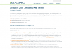 Open Source Cloud Software Provider Eucalyptus Systems Launches Eucalyptus 4.0